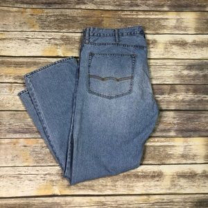 American Eagle Men's relaxed straight jeans 38/32